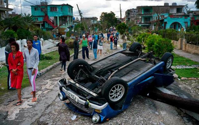 Kubada tornadodan ölənlərin sayı artıb