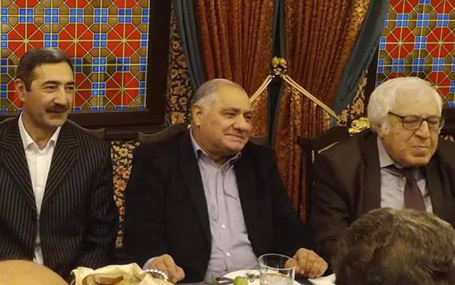 """""""İbrahimbəyov məni dəvət edib, sağlığına tost demişəm"""""""