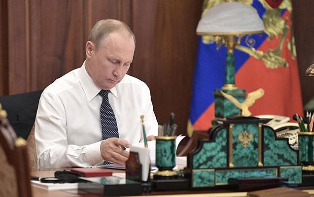 Putin hansı qəzet və jurnalları oxuyur?