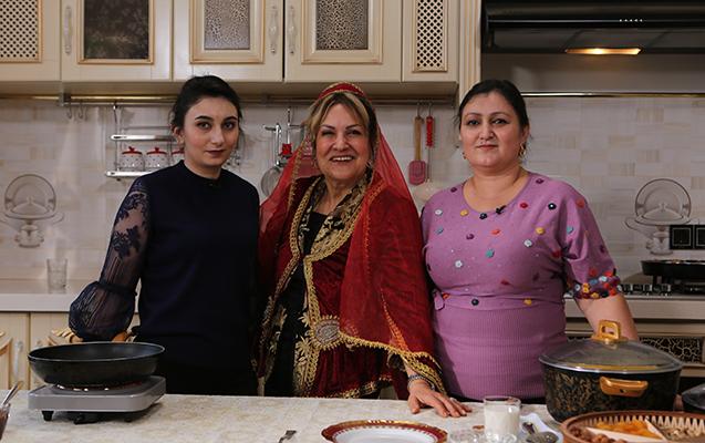 """""""Gəzməyə də, yeməyə də Azərbaycan yaxşı"""""""