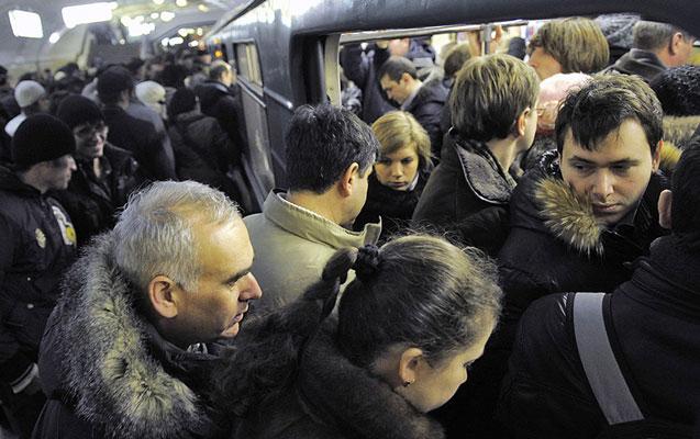 3 gündür ki, metroya minmək olmur...