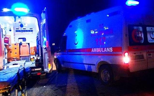 Türkiyədə hərbi kazarmada partlayış, yaralılar var