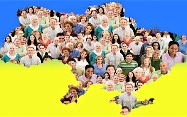 Ukrayna əhalisi sürətlə azalır