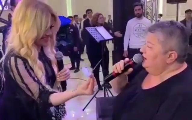Könül Xasıyevaya təhqirmi, dəstəkmi?.. - Video