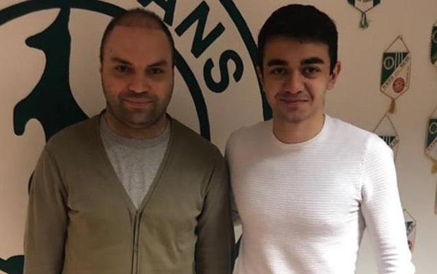 Azərbaycanlı futbolçu Çexiya klubunda