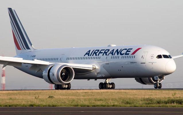 Fransadan Karakasa uçuşlar dayandırıldı