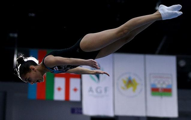 Azərbaycan Gimnastika Federasiyası birinci oldu
