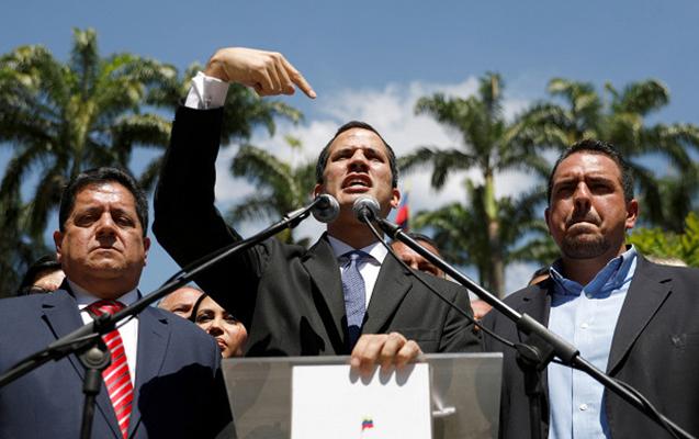 Venesuelanın ABŞ-dakı hesabları donduruldu