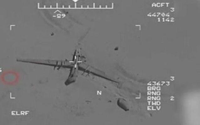İran ABŞ-ın pilotsuz təyyarələrini vurdu