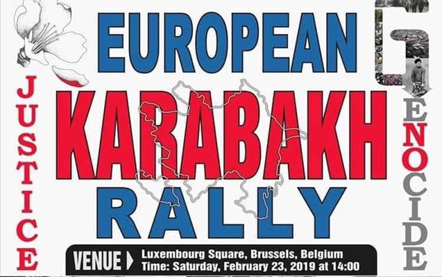 Azərbaycanlılar Brüsseldə mitinq keçirəcək