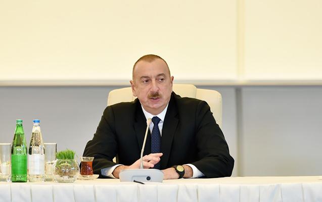 """""""Babam Tağıyevə məktub yazaraq xahiş etmişdi ki, ona pul versin"""" - İlham Əliyev"""