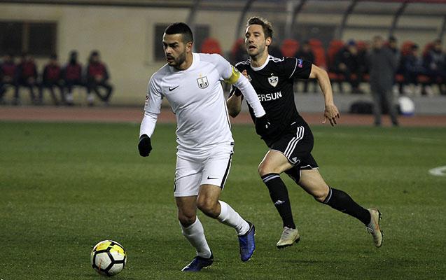 """Emin Mahmudov É™n yaxÃ…ŸÃ""""± futbolçu seçilib"""