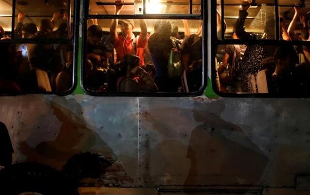 Venesuela qaranlığa qərq oldu