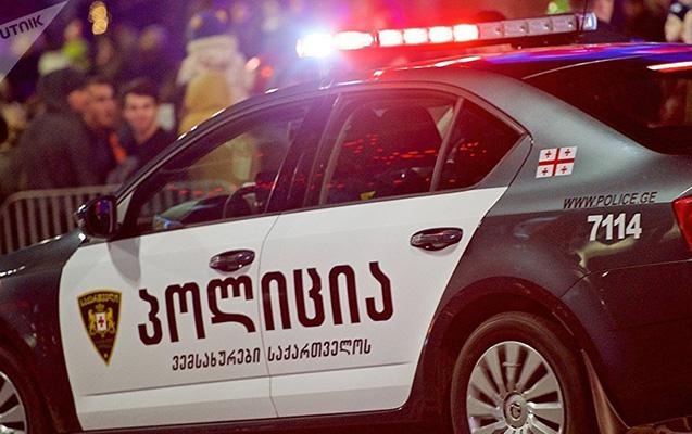 Tbilisi metrosunda silah səsləri eşidildi, yaralı var