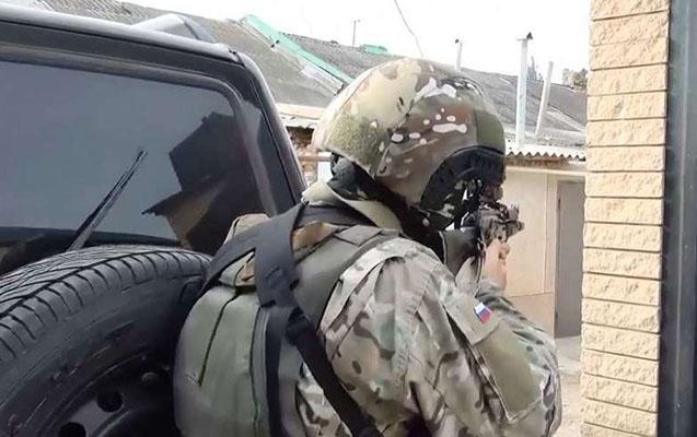 Rusiyada terrakta hazırlaşan iki İŞİD-çi öldürüldü
