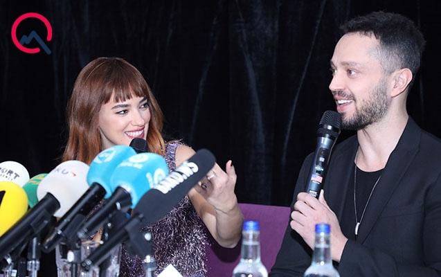 """""""Aslı ilə bir daha filmə çəkilməyəcəm"""" - Murad Bakıda danışdı"""