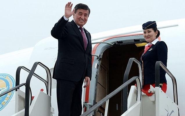 Qırğızıstan prezidenti Bakıya səfər edəcək
