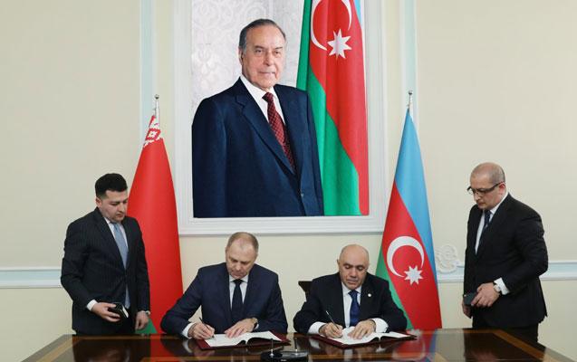 Azərbaycan və Belarus terrora qarşı birgə mübarizə aparacaq
