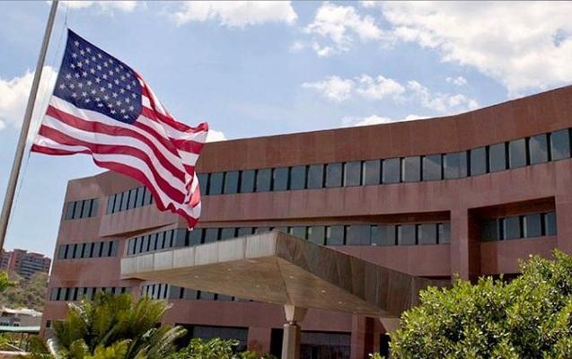 ABŞ diplomatları Venesuealanı tərk etdi