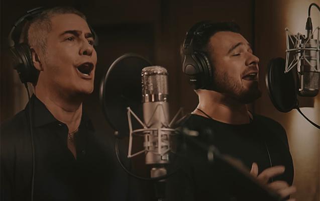 Emin Ağalarov bu dəfə onunla duet oxudu