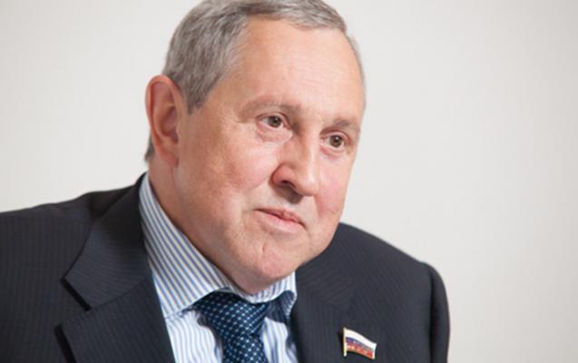 Rusiyada 3 milyard rüşvət alan deputat saxlanıldı