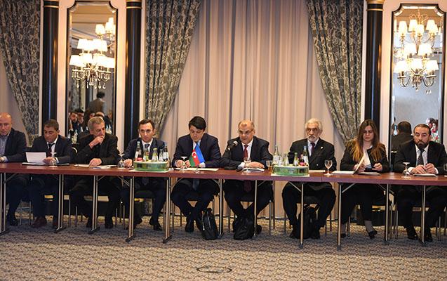 Almaniya azərbaycanlıları bir araya gəlib