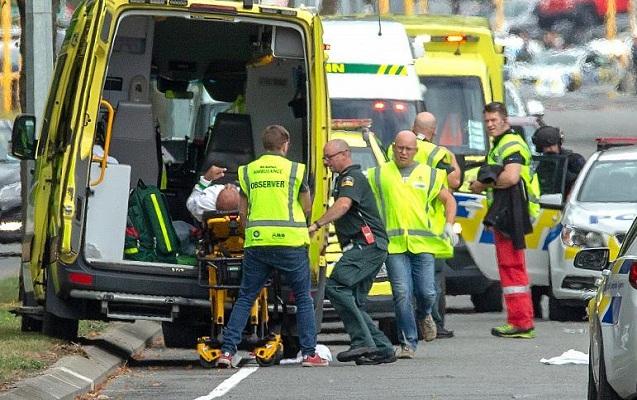 Yeni Zelandiyada terror qurbanlarının sayı artdı
