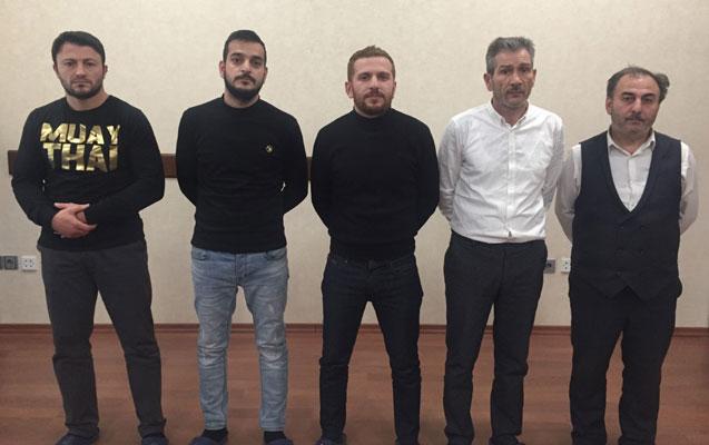 Bakıda 1,2 milyon manat qazanan şəbəkə tutuldu