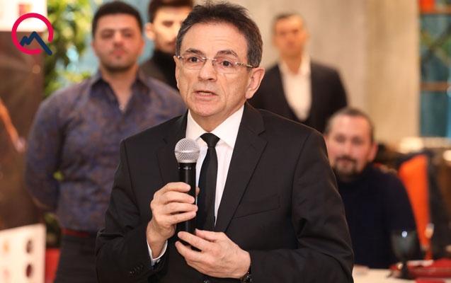 Mədət Quliyev oğlunun klip təqdimatında