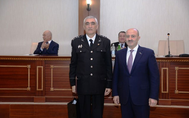 Azərbaycan təhlükəsizlik orqanlarının 100 illiyi qeyd edildi