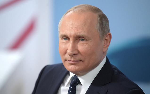 Yəhudilərin pulu olmadığını eşidən Putin zarafatından qalmadı