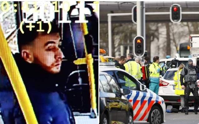 Utrextdə tramvayda cinayət törədən şəxs yaxalandı