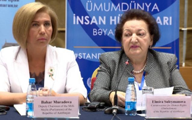 Yeni ombudsman o ola bilər...