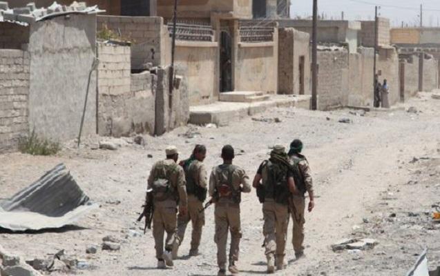 """""""Suriya İŞİD terrorçularından tamamilə təmizləndi"""""""