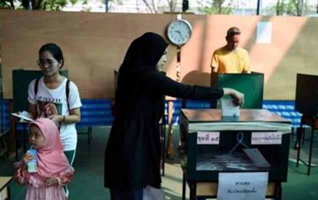 Tailand 8 ildən sonra ilk dəfə parlament seçkisi keçirir