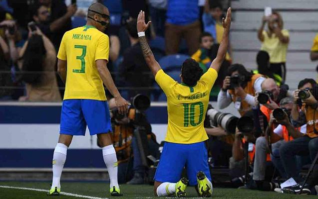 Braziliya Panamaya qalib gələ bilmədi
