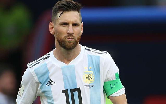 Messi millidən kənarlaşdırıldı