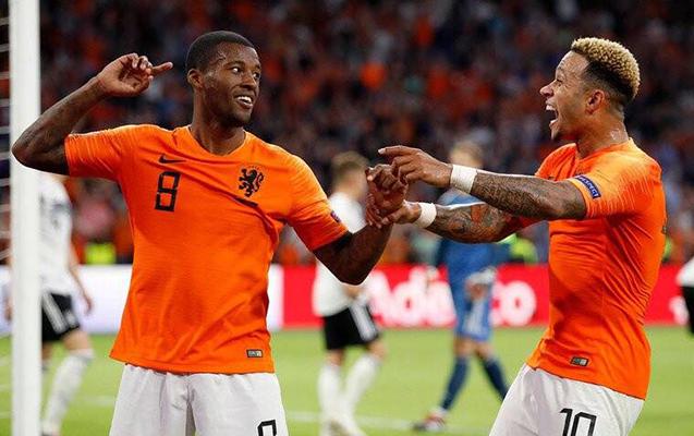 Almaniya Hollandiyaya qarşı