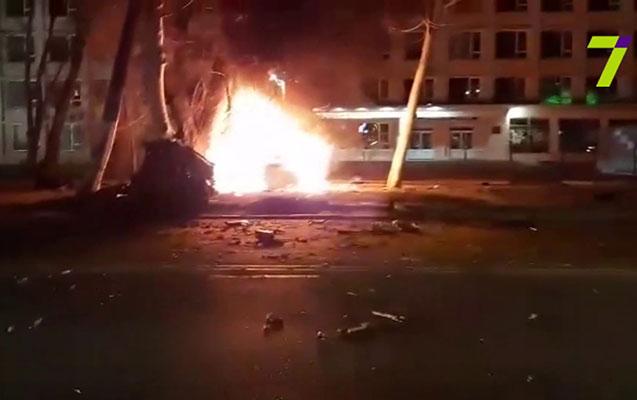 Çempion Ramil Hacıyevin qardaşı dəhşətli qəzada öldü - Video