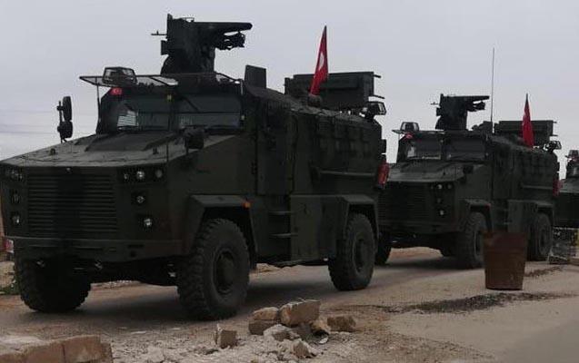 Türkiyə ilə Rusiya Təl-Rıfatda birgə patrul həyata keçirdi