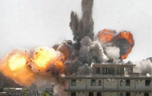 İdlib yenə bombalandı, 3-ü uşaq olmaqla 4 nəfər öldü