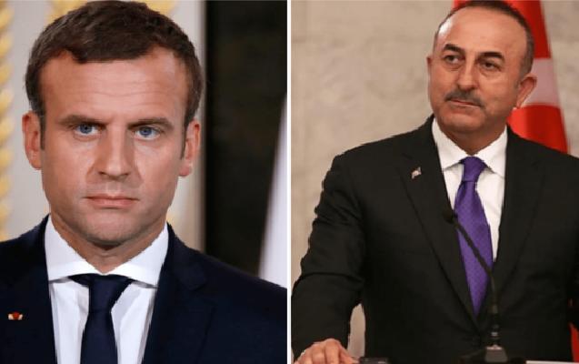 """""""Fransa öz qaranlıq tarixinə nəzər salsın"""" - Makrona sərt cavab"""