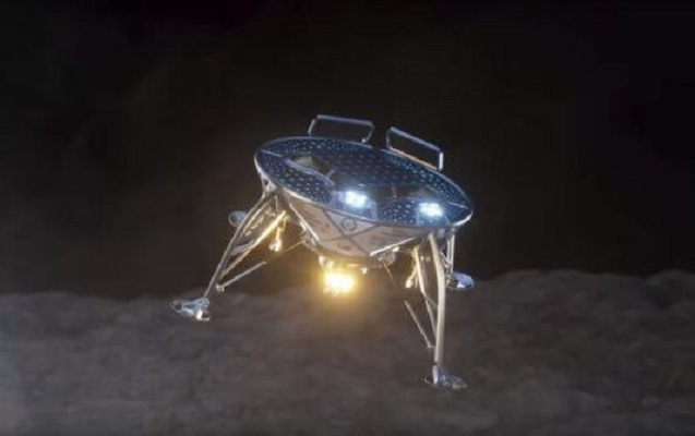 İsrailin kosmik aparatı Aya eniş edərkən qəzaya uğradı