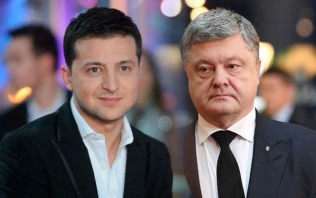 Bu gün Poroşenko ilə Zelenskinin debatı olacaq