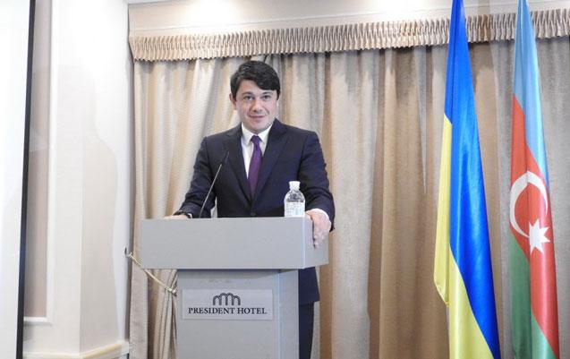 Ukrayna Azərbaycanlıları Radasının təsis qurultayı keçirilib