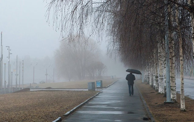 Sabaha olan hava