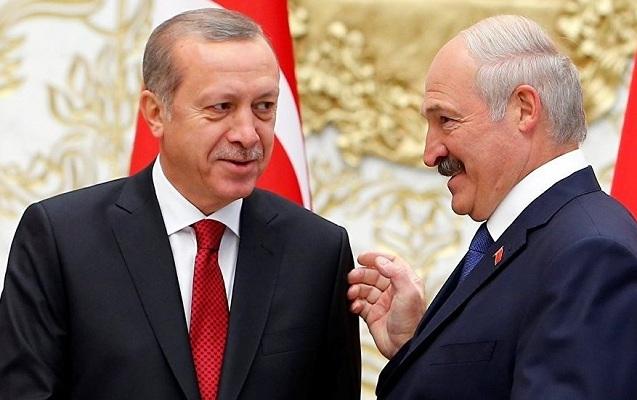 Lukaşenko Türkiyəyə gedir