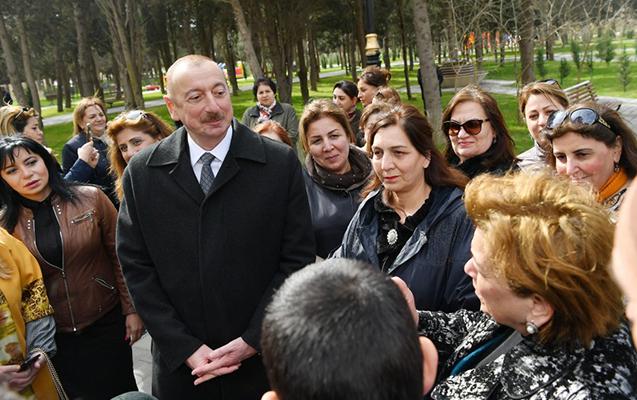 """""""Azərbaycanda pensiya və əməkhaqqı yenə artırılacaq"""" - İlham Əliyev"""