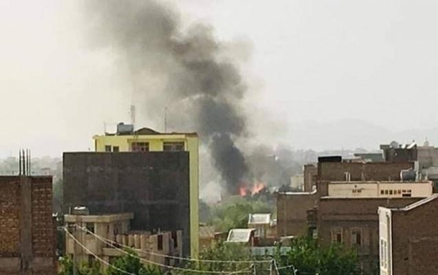 Əfqanıstanda Kəşfiyyat Xidmətinin binasına bombalı hücum