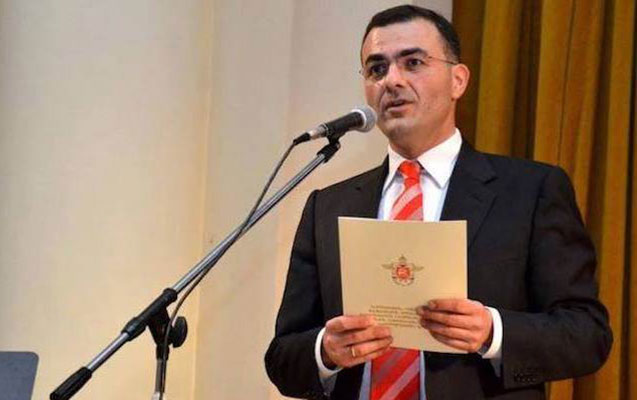 Gürcüstanın Prezident Administrasiyasının rəhbəri istefa verdi
